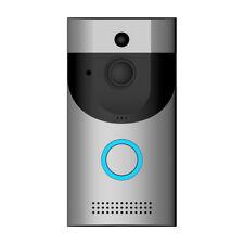 WIFI Wlan Drahtlose Smart IR Audio WiFi PIR Video Visuelle Türklingel Intercom