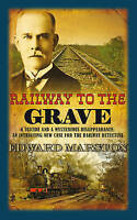 Railway to the Grave by Edward Marston (Paperback) New Book