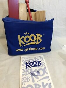Koob Kubb Game Outside
