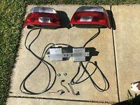 BMW E39 LCI TAIL LIGHTS RETROFIT KIT OEM Hella LED Balasts For Pre Lci 525 528