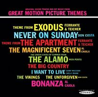 Great Motion Picture Themes [CD]