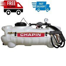 15-Gallon Garden Patio Lawn Care 12v Deluxe Dripless EZ mount ATV Spot Sprayer
