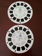 """""""Road Tour"""" View-master #73941-6029, 6039 .Used condition."""