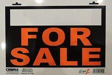 FOR SALE Verkaufsschild 30x20cm