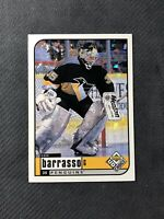 1998-99 UPPER DECK TOM BARRASSO UD CHOICE PRIME RESERVE #ed 86/100