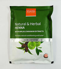 VLCC 100 Natural Herbal Henna Amla & Shikakai Extracts Hair Mehndi Powder 100g