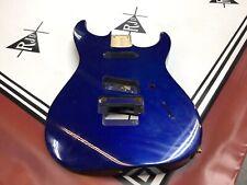 80's Jackson Charvel Japan 275 Deluxe Series Dinky Body Blue