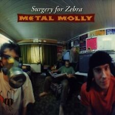 Metal Molly Surgery for zebra (1996) [CD]