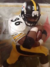 NFL PITTSBURGH STEELERS JEROME BETTIS / McFARLANES LEGENDS SERES 6