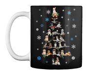 Christmas Tree Dog Gift Coffee Mug