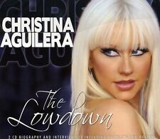 The Lowdown Unauthorized by Christina Aguilera (CD, Mar-2009, Sexy Intellectual)