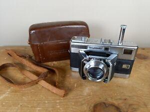 Voigtlander Vitessa L VINTAGE CAMERA with Ultron 50mm F2 Lens
