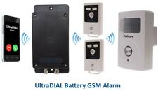 Covert Battery Powered 3G GSM UltraDIAL Alarm supplied with 1 x PIR with Siren