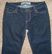 New/Excellent! sz 3 Reg BULLHEAD SUPER SKINNY RN#090233 28x31 Women's Jrs Jeans