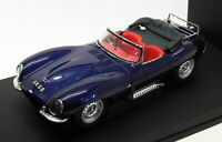 Autoart 1/18 Scale Model Car 73510  - 1956 Jaguar XKSS - Blue