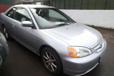 HONDA CIVIC 2DOOR COUPE DRIVER'S FRONT WING IN SILVER 2003 MODEL BREAKING CAR