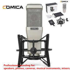 COMICA STM01 Studio Vocal Condenser Cardioid Microphone for Recording Profession