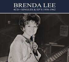 Singles & EPs 1956-1962 * by Brenda Lee (CD, Feb-2018)