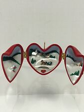 Hallmark Ornament 1993 Heart of Christmas - 4th in Series