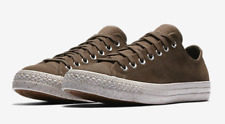 CONVERSE ALL STAR CHUCK TAYLOR LEATHER LOW MEN SHOES BEAR 157601C SIZE 12 NEW