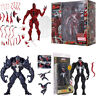 Marvel: Spider Man Carnage Red Venom No. Revoltech Series PVC Action Figure Toys