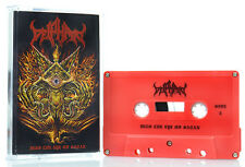 Deiphago-Into The Eye of Satan Cassette the combined crush 'n' sulfurous surge