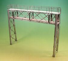 HO Scale Steel Frame Signal Bridge Kit (2020)