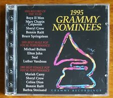1995 Grammy Nominees - CD Comes In New Jewel Case - Fast Free Shipping