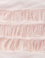 Pink Ruffle Doona Duvet Single Quilt Cover + 1 Pillow Case New