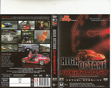 Pit Stop Presents:High Octane:Overboost-2004-Ketzal Sterling-Car-DVD