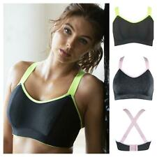 Pour Moi Energy Convertible Sports Bra 97003 Underwired Padded Sports Bras
