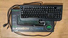 Clavier Gaming RAZER Blackwidow Ultimate 2016 Edition