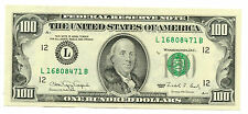 United States $100 Series 1990 Note Series San Francisco Reserve Bank