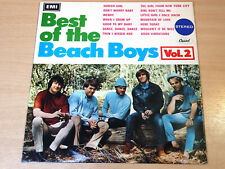 EX- !! The Beach Boys/Best Of Volume 2/1966 Capitol Stereo LP