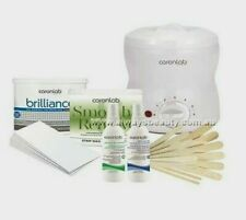 Caronlab MINI STUDENT STARTER KIT Brilliance Hot Wax Olive Oil Strip Wax