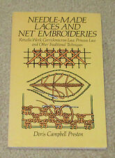 Needle-Made Laces and Net Embroideries (Paperback)
