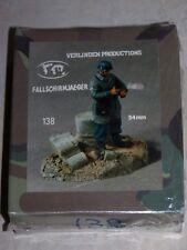 Kit VERLINDEN N°138 1/35ème FALLSCHIRMJAEGER