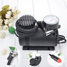 Portable Mini Air Compressor Electric Tire Infaltor Pump 12 Volt Car 12V PSI