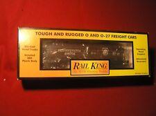 Rail King MTH 0/027 Gauge Tough & Rugged Pennsylvania 3 Dome Tank Car 30-73125