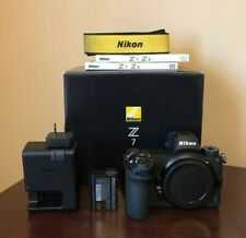 Used Nikon Z 7 45.7 MP Mirrorless Digital Camera (Body Only) w/ Box #081