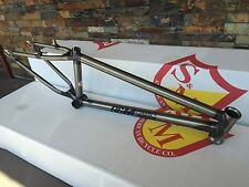 S&M SPEEDWAGON 24 INCH 22 RACE FRAME CRUISER GLOSS CLEAR SPEED WAGON BMX BIKE