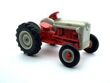 ERTL Ford 640 Tractor Farm Farming Red & Tan Die Cast 1/64 Scale Loose