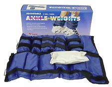 Adjustable Ankle/ Wrist Weights From 2-10lb Pair