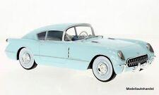 Chevrolet Corvette Corvair concept 1954 bleu clair 1:18 Bos