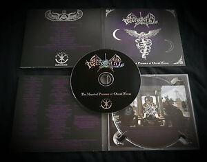 NECROMANTE - The Magickal Presence of Occult Forces  Digipak CD