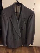 Men's Pierre Cardin Blazer Suit Jacket Size 44r Gray
