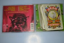 Ska-P ‎– Eurosis. CD- Album