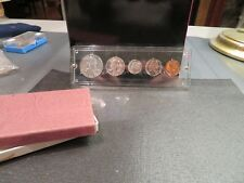 1962 GEM PROOF SET IN CAPITAL HOLDER-VERY NICE W/ FREE SHIPPING