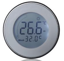 Room Thermostat Round 16A Knob drück-bedienung Surface Mount +