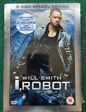 I Robot 2 Disc Special Edition Will Smith DVD